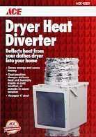 Ace Hardware Dryer Heat Diverter