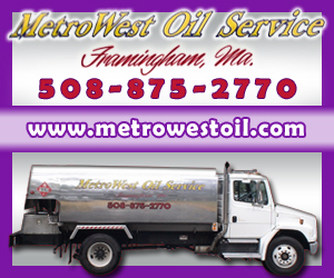 MetroWest Oil Service, delivers in greater MetroWest and Eastern Massachusetts